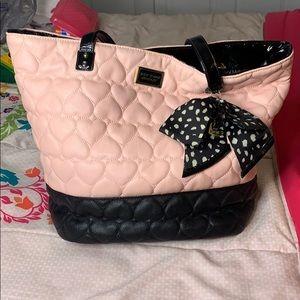 Betsey Johnson Tote Bag
